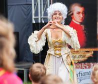 Mozartiana pełne atrakcji i wspaniałej muzyki