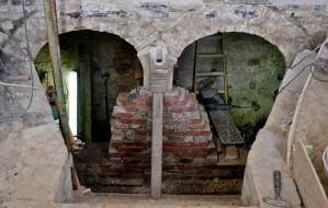 Unikatowe znaleziska w kościele Św. Trójcy