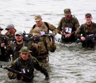 Zobacz bieg komandosów w Gdyni