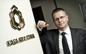 Komisja Nadzoru Finansowego nie zatwierdziła prezesa Kasy Krajowej SKOK