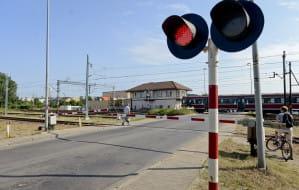 Śmiertelne potrącenie na przejeździe kolejowym
