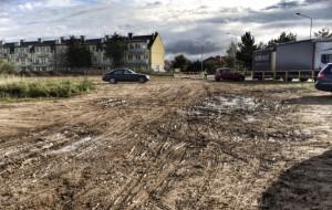 Będzie utwardzony parking przy szkole w Kokoszkach