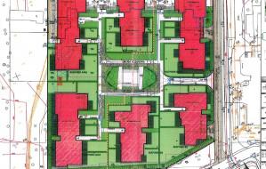 Jakie osiedle zbuduje deweloper w Brzeźnie?