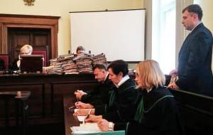 Karnowski w sądzie odpiera zarzuty prokuratury