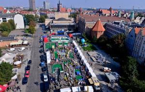 Dawni mistrzowie promowali sport w Gdańsku