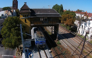 Ruiny Trójmiasta: nastawnia kolejowa