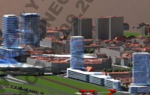 Urbaniści proponują kolejny wieżowiec we Wrzeszczu