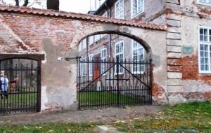 Dwór Olszynka zmienia się na lepsze