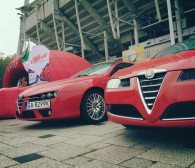 Rajd miłośników włoskiej motoryzacji