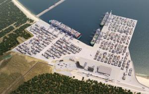 290 mln euro na rozbudowę DCT
