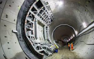 Tunel pod Martwą Wisłą nie dla wszystkich. Zobacz kto nie wjedzie