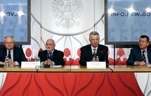 Wyborczo-kolejowa kompromitacja Polski