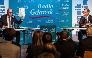 Ostra debata Adamowicza i Jaworskiego w Radiu Gdańsk