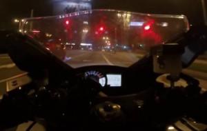 """Prokuratura umorzyła śledztwo w sprawie rajdu motocyklisty """"Azina"""""""