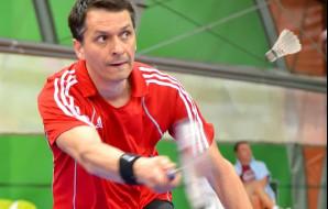 W Mikołajki zagraj w badmintona