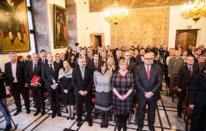 Nowi gdańscy radni złożyli ślubowanie