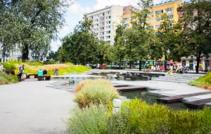 Przyjazne miasto musi mieć dobrą przestrzeń publiczną