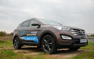 Hyundai Santa Fe. Kanapa kosztowna i wygodna