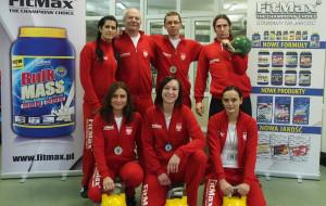 Gdańskie kettle z czterema medalami na MŚ