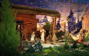 Żywe i ruchome szopki bożonarodzeniowe