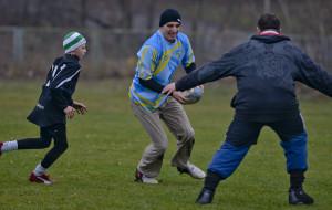 Mecze noworoczne rugby w Sopocie i Gdyni