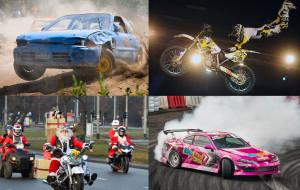 Motoryzacyjne imprezy roku 2014