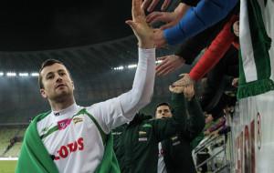 Piotr Wiśniewski dziękuje za oddane głosy