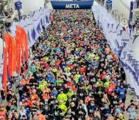 Ponad 5,5 tysiąca osób przebiegło 10 km w Gdyni