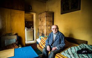 Od 20 lat żyje w 15-metrowym mieszkaniu
