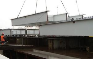 Grupa Vistal wysyła most na Wyspy Owcze