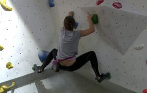 Zacznij wspinaczkę od boulderingu