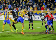 Arka rozbiła Stomil. 3 gole w 8 minut