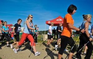 W aktywny weekend biegiem i z kijkami