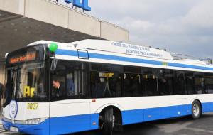Od 1 maja trolejbusy na Skwerze Kościuszki