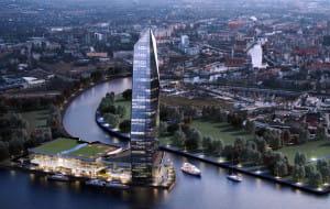 Wraca pomysł na wieżowiec na Polskim Haku