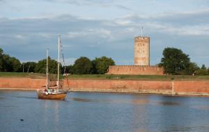 Nowy Port. Najbardziej morska z dzielnic Gdańska