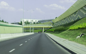Miasto promuje budowę Drogi Zielonej i Nowej Spacerowej z tunelem pod Pachołkiem