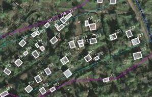 Nowa Bulońska przetnie ogródki działkowe. A mieszka tam ok. 50 osób