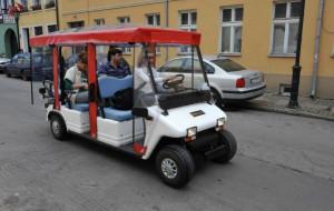 Pierwsze mandaty dla kierowców meleksów