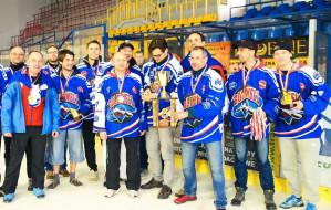 Gdańscy amatorzy na medal w hokejowych mistrzostwach