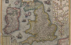 Poznaj świat z dawnych map