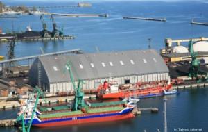 Morski Terminal Masowy Gdynia zwiększa możliwości magazynowe
