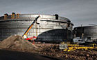 Rośnie terminal PERN w Gdańsku. Pierwszy etap gotowy jeszcze w 2015 roku