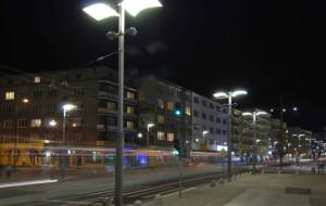 Kiedy włączają się latarnie uliczne?