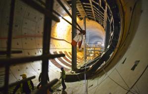 Tunel pod Martwą Wisłą gotowy w lipcu, ale pojedziemy nim jesienią