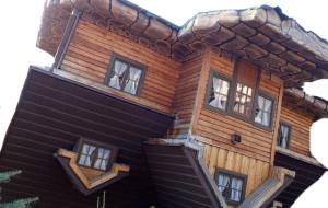 Kaszuby do góry nogami, czyli wizyta w Szymbarku