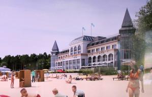 Hala Plażowa: więcej spółek niż ziarenek piasku na plaży