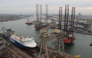 Platforma Lotos Petrobaltic gotowa do uruchomienia wydobycia