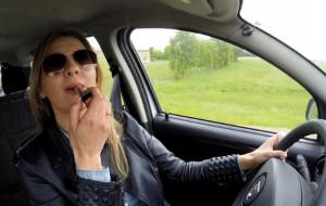 Moto-poradnik: złe nawyki kierowców
