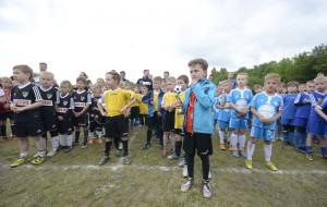 Piłkarski Dzień Dziecka na sopockich błoniach